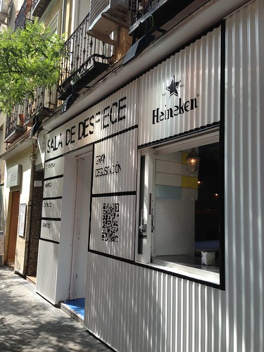 Sala de Despiece, Chamberí. Madrid