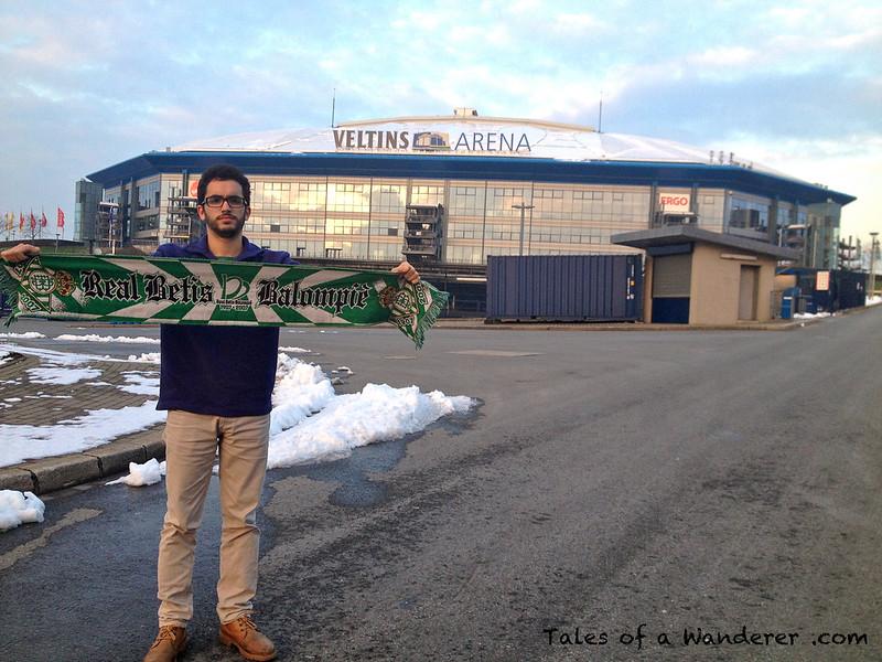 GELSENKIRCHEN - Veltins-Arena