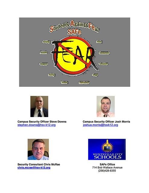 Draft Website Page--SAFe