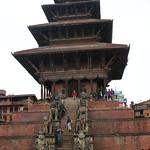 166-Baktapur. Taumadhi Square