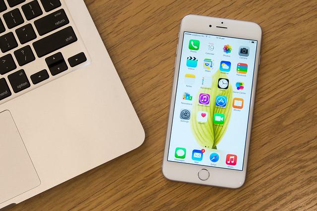 iPhone 6+ Screen