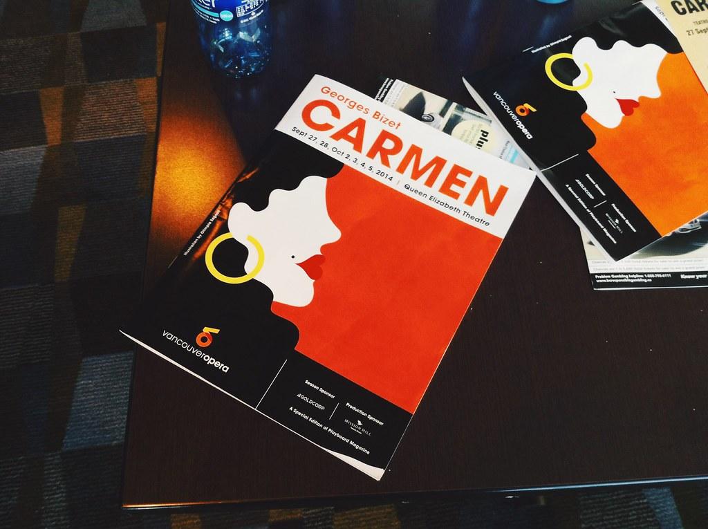 Vancouver Opera (Carmen)