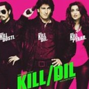 Kill Dil Movie Poster HD Wallpaper - Stylish HD Wallpapers.