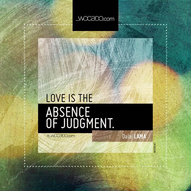 Love is  by WOCADO.com
