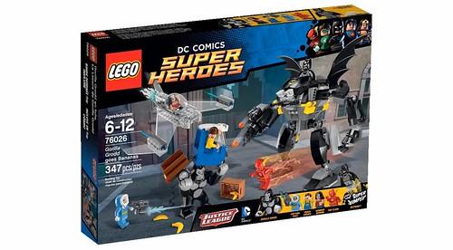LEGO DC Super Heroes 76026 Box