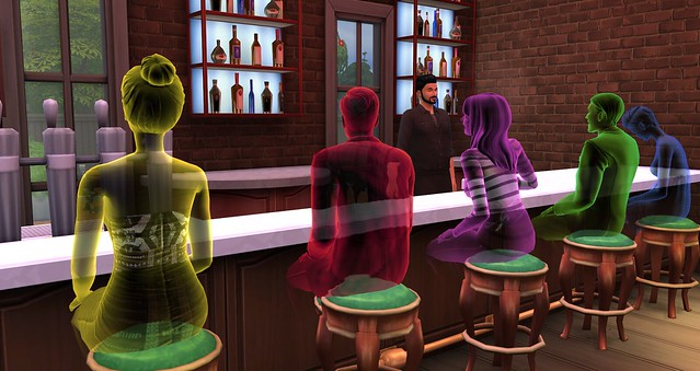 Guide: Death Types and Killing Sims in The Sims 4 (1/6)