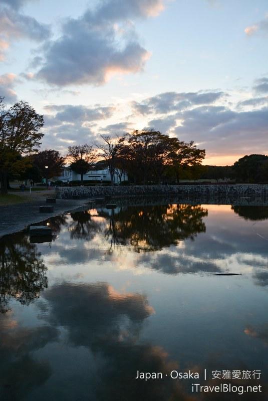 大阪赏枫 万博纪念公园 38