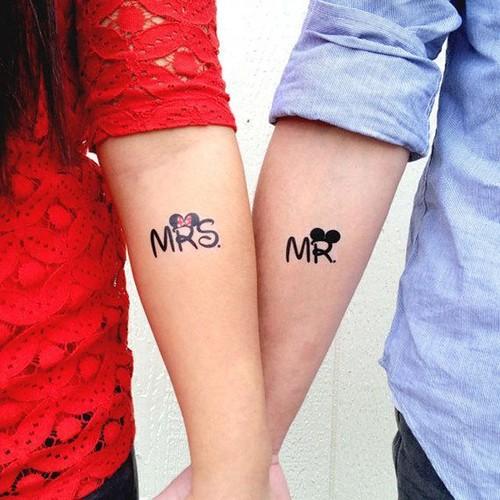 Couple Tattoos Ideas Popular In 2017