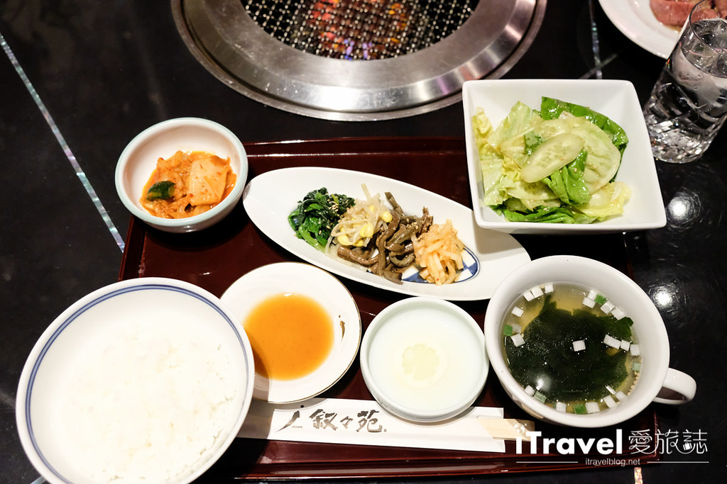 《东京美食推荐》叙叙苑烧肉(叙々苑)如梦想中的美好滋味,和家人共享午餐吧!