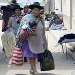 Viajefilos en el Mercado de Tarabuco, Bolivia 18