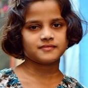 India - Maharashtra - Mumbai - Young Girl - 2.