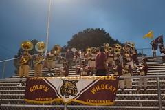 448 Melrose High School Band
