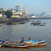 India - Maharashtra - Mumbai - Seaside - 1.