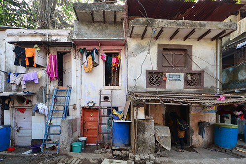 India - Maharashtra - Mumbai - Dharavi Slum - 8