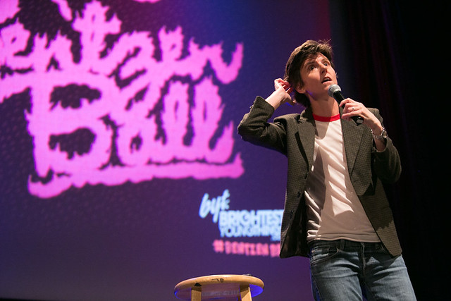 Day 1 of the BYT 2014 Bentzen Ball Comedy Festival in Washington, D.C.