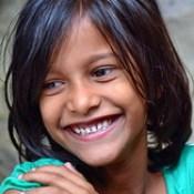 India - Maharashtra - Mumbai - Young Girl - 1.