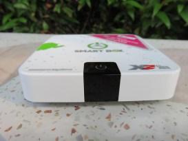 กล่อง Leotech Smart Box X2 Slim ด้านหน้า