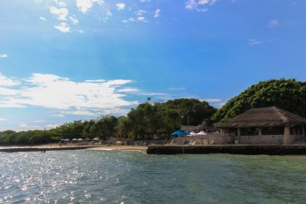 Om het verlies te verwerken en als verjaardagskado werd ik getrakteerd op een weekendje Isla de Barú.