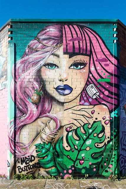 Sydney Street Art 16