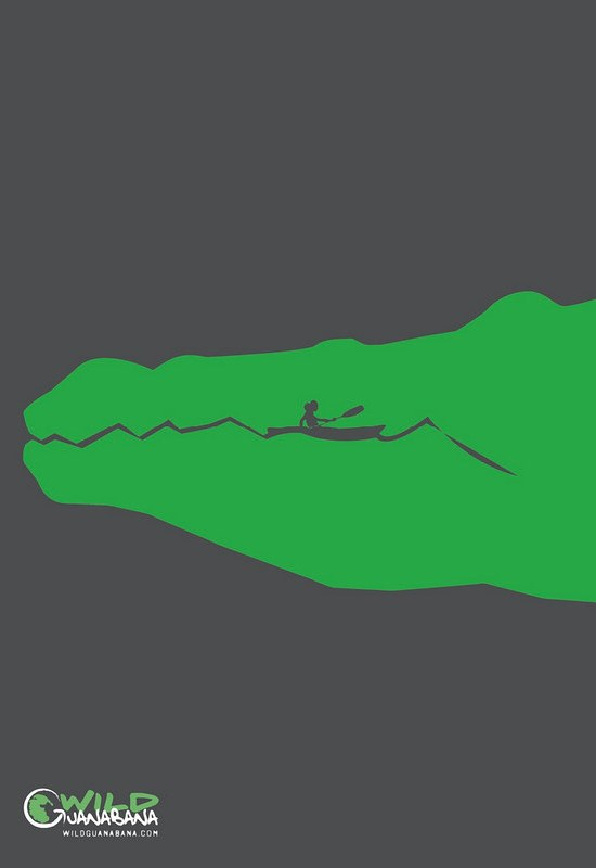 Wild Gunabana - Crocodile