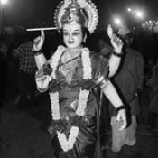 Vande Matram .. Durga Visarjan Juhu Beach