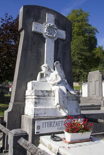 Familia Iturzaeta en Elizondo