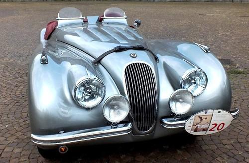 Jaguar XK 140 OTS 19554