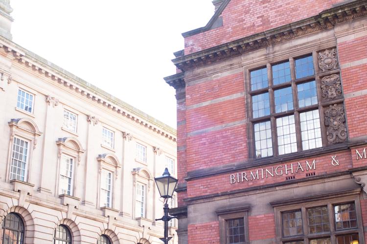 Birmingham Cornwall Street Buildings
