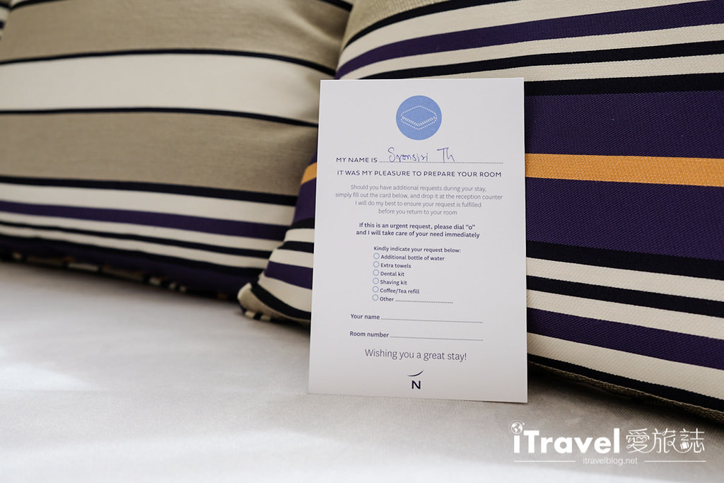 诺富特曼谷素坤逸酒店 Novotel Bangkok Sukhumvit 20 (28)