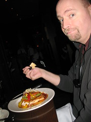Tom's Birthday Dinner 2008
