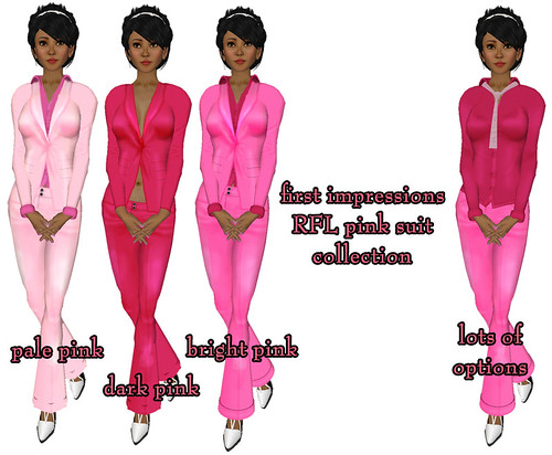 2007 RFL fi pink suits