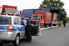 Gefahrguteinsatz Raststätte Medenbach 08.09.08