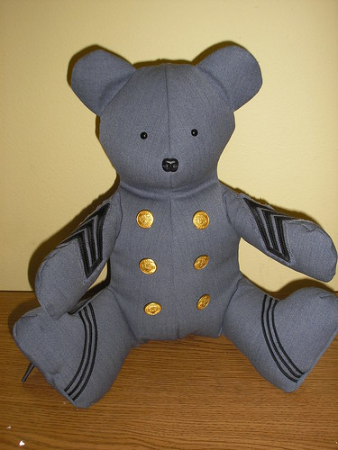 West Point Bear 3 by you.