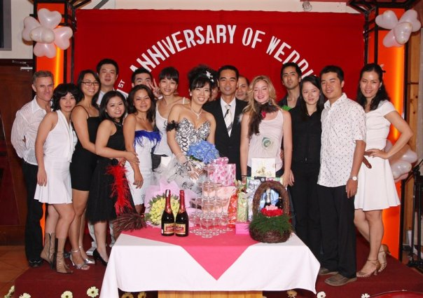 Sinhan's Wedding Anniversary