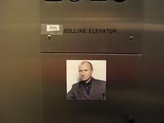Phil Collins Elevator
