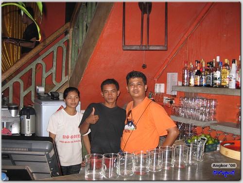 Khmer Family Restaurant, Pub Street