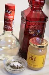 Vinaigrette Ingredients