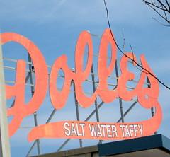 Dolle's in Rehoboth Beach, Delaware