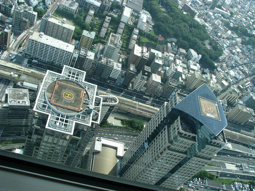 36 - Yokohama - Landmark Tower - 20080614