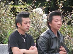 90 - Tokyo - Yoyogi-koen (park) - 20080615