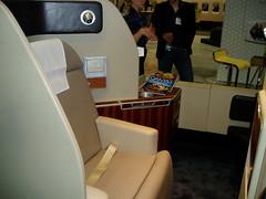 Qantas First Class Suite