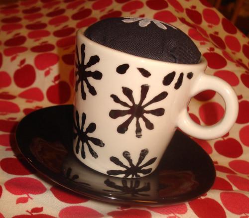 Mug Pincusion