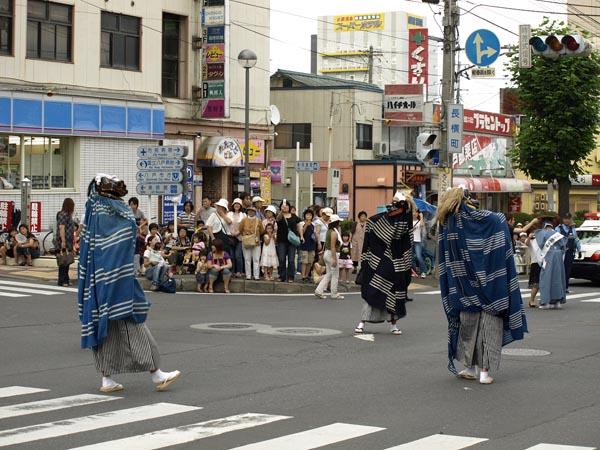 2008年 八戸三社大祭 お通り 3