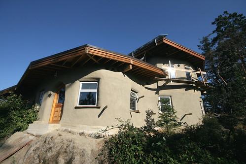 The Eco-Sense House in Victoria, BC