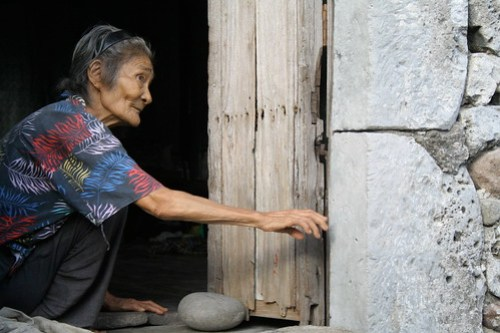 The Most Photographed woman in Batanes (different angle)
