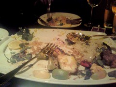 Remains of Dinner