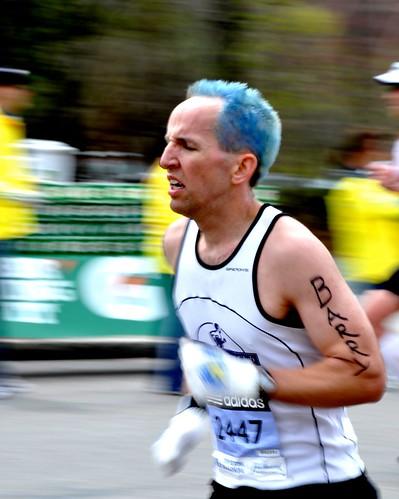 Barry [Boston Marathon 2009]