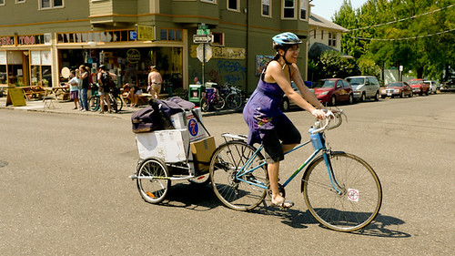 PathLessPedaled.com - Bike Move in PDX