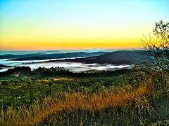 Nascer do sol na Fazenda do Lobo - Sunrise in ...