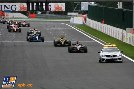 GP2 Championship, Belgium, Sunday Race by you.